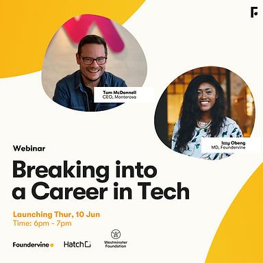 FORWARD: Breaking into a Career in Tech