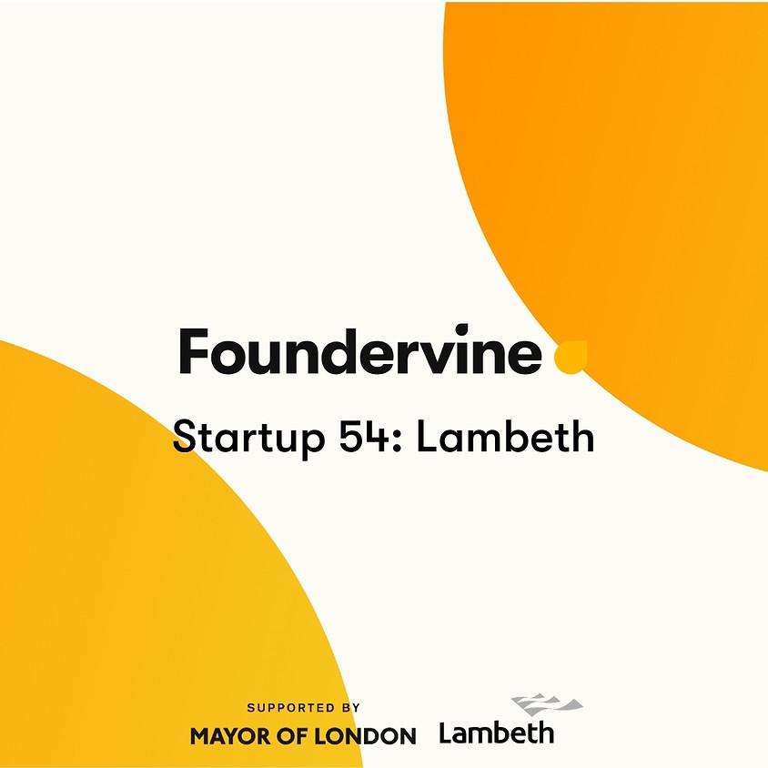 Startup 54: Lambeth (Feb 2021)