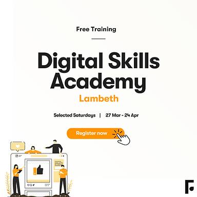 Lambeth Digital Skills Academy
