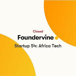 Startup 54: Africa Tech