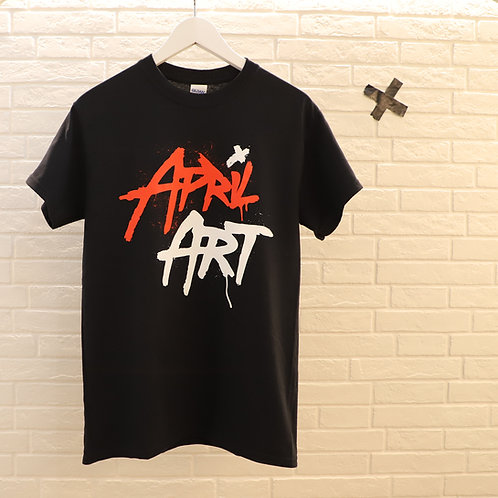 April Art - Pure Logo - T-Shirt - Men