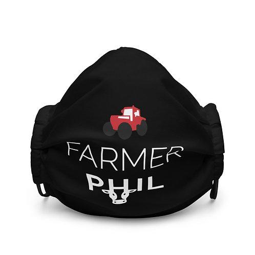 Farmer Phil face mask