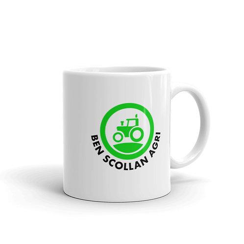 Ben Scollan Agri Mug