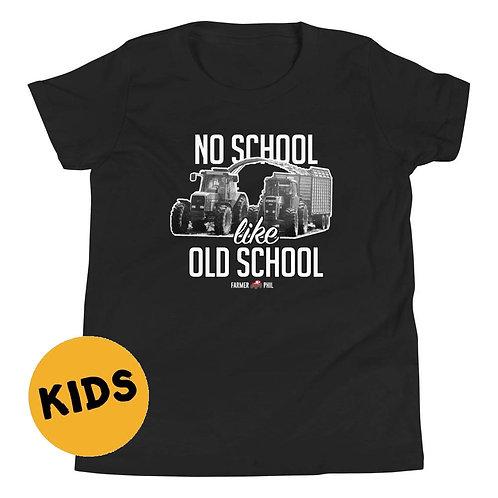 Farmer Phil - Old School T-shirt - Kids