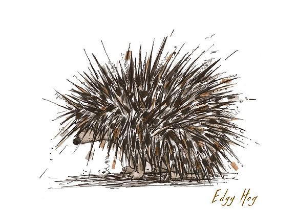 Edgy Hog (RB/8)
