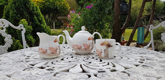 Breakfast Meeting Chinaware Set