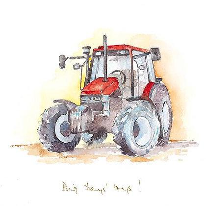 Big Boys Toys - Print