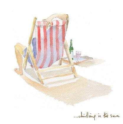 Chilling in the Sun! (P/40) L