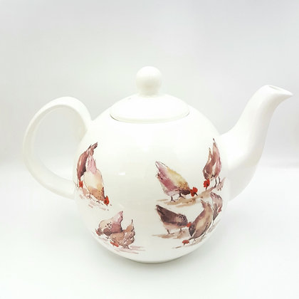 Ladies who Lunch teapot