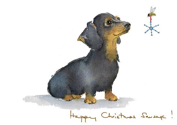 Happy Christmas Sausage! (6)