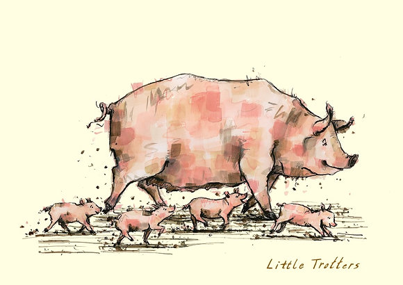 Little Trotters (RB/2)