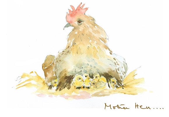 Mother Hen (L CH/90)
