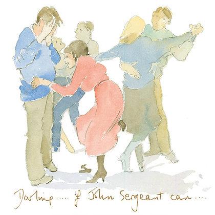 Darling...if John Sargeant can...(LP/31)