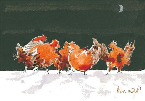 Hen night! (L CH/78)