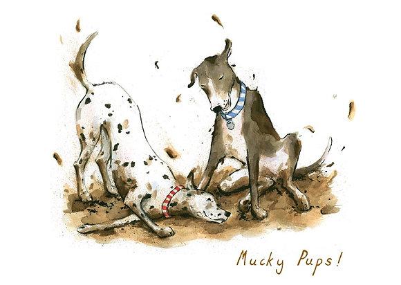 Mucky Pups! (RB/25)