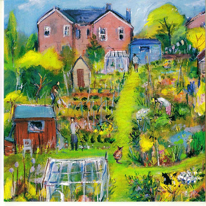 Watching the allotments (JC/24)