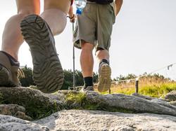 Explore The Peak District - Walking