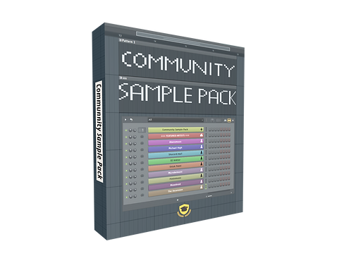 Community Sample pack