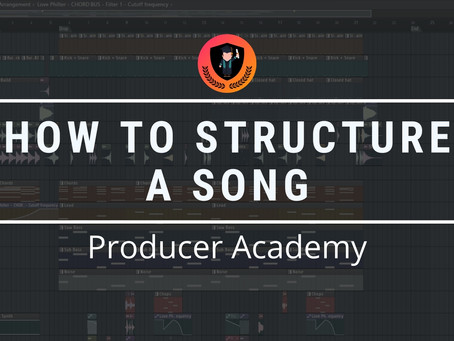 How to structure a song