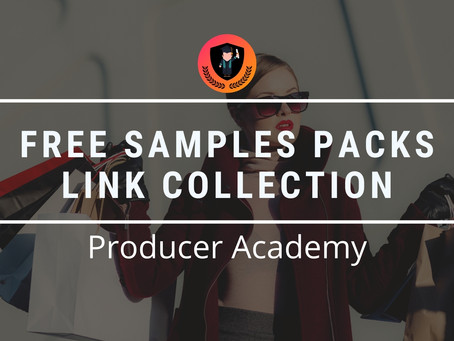 Free Sample packs Link collection