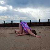 beach dramas - Glidesoul shoot