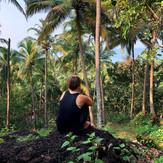 contemplating life -Goa 11/17