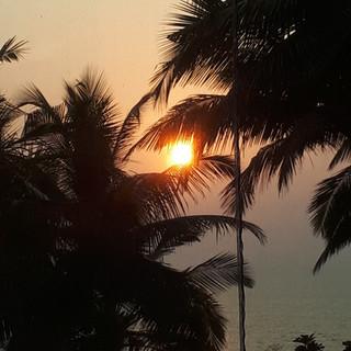 Goan Sunsets - Pure joy
