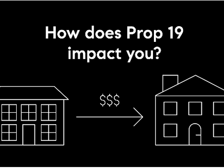 Selling in Lamorinda: Proposition 19 has officially passed - what does that mean for you?