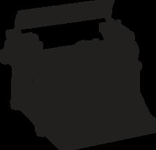 FAVPNG_typewriter-vintage-clothing-drawi