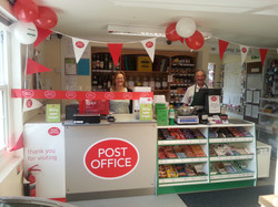 Post Office Launch