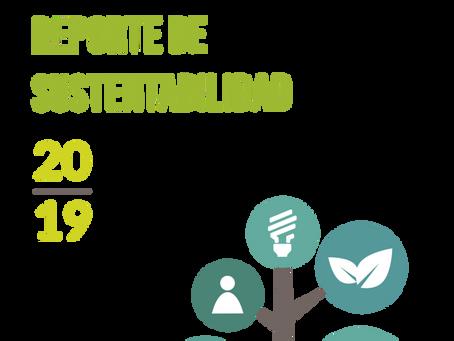 Nuestro Segundo Reporte de Sustentabilidad