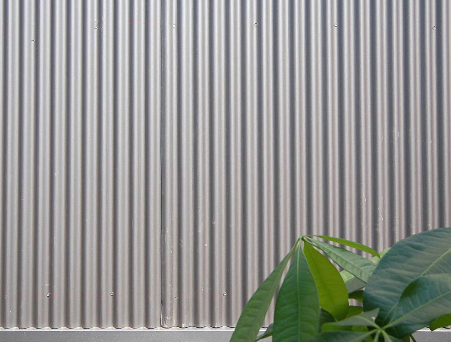 ガルバリウム鋼板 波板