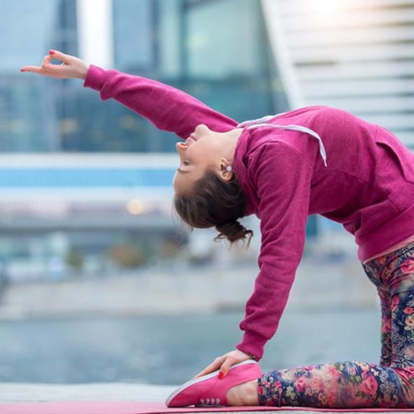 Teen Yoga Pop-Up Class