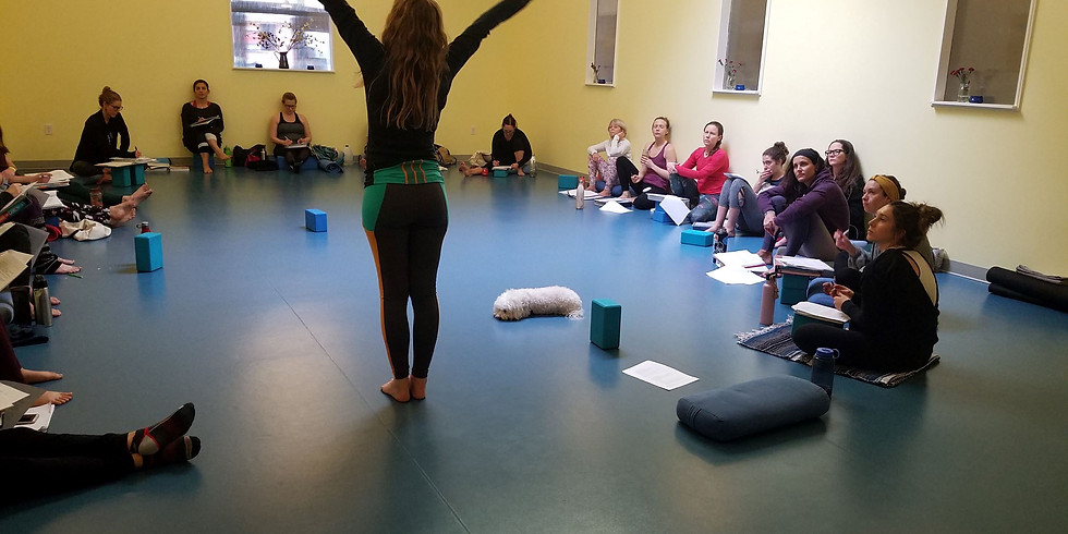 200 HR Yoga and Mindfulness Teacher Training and/or Self Enrichment