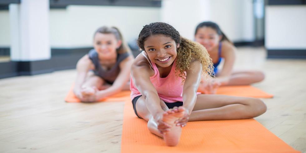 Young Adult Yoga Workshop