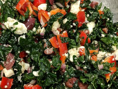 The kale greek