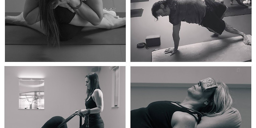 4-in-1 Bliss-Out Yoga Exploration... Issaquah