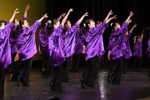 ダンシングフェロープシケ 新座 ジャズダンス 市民まつり 洋舞踊