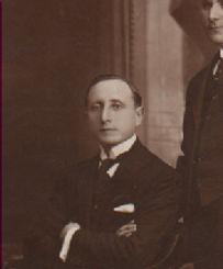 Retrato de Pedro Weinstock (circa 1916)