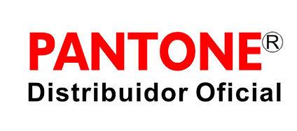 Logo Pantone Distribuidor Oficial