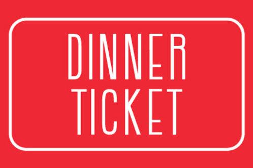 End of Season Dinner Ticket