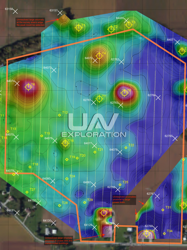 Drone Orphaned Well Survey