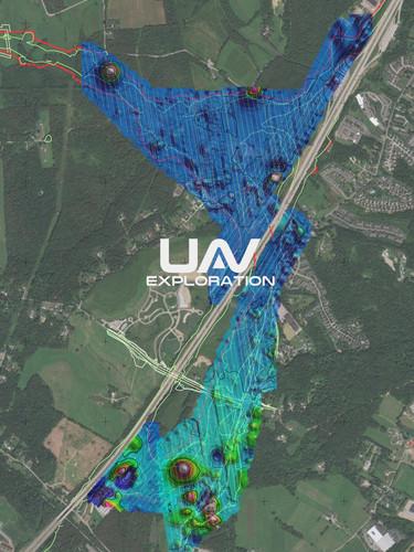 Drone Aeromagnetic Survey