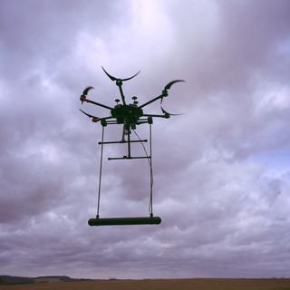 Drone Magnetometer