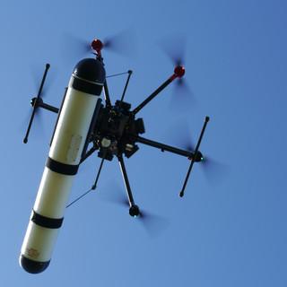 Aerial Magnetometer