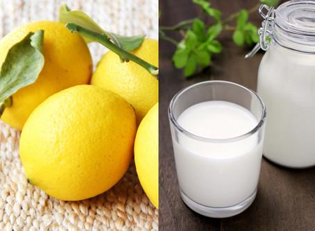 骨密度の改善に。おススメ「レモンミルク」