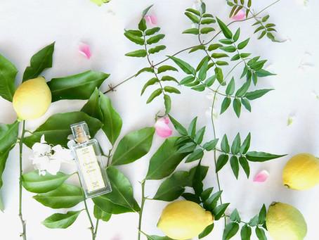 せとうちの香りをまとう日常。「Charme de Citron」誕生。