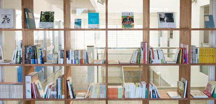 cafe書棚