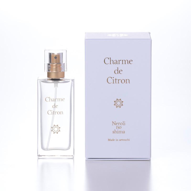 天然エッセンシャルフレグランス 「Charme de Citron」