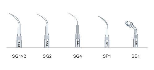 puntas para escariador compatibles con DTE